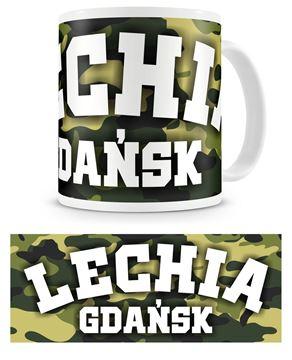 "Obrazek Kubek Lechii Gdańsk ""Moro"""