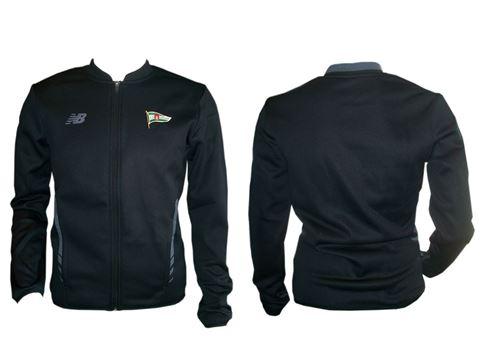 sklep najnowsza kolekcja całkiem fajne Bluza New Balance Lechii Gdańsk czarna