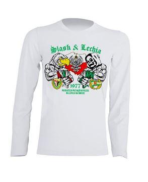 Obrazek Koszulka dziecięca longsleeve Śląsk Lechia