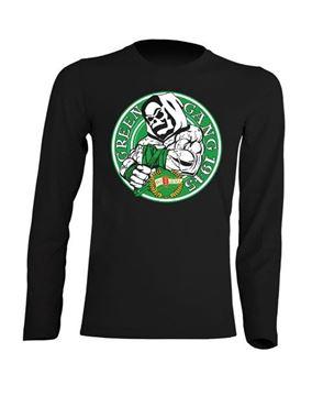 Obrazek Koszulka dziecięca longsleeve Green Gang