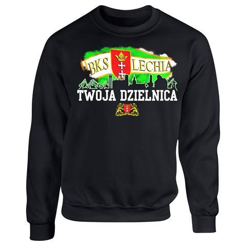 """Obrazek Bluza Lechii """"Twoja dzielnica/miasto"""""""
