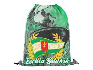 """Obrazek Worek/Plecak Lechii Gdańsk """"Neptun"""""""