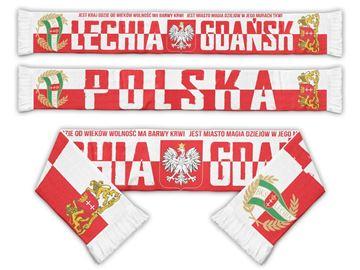 Obrazek Szalik Lechia-Polska