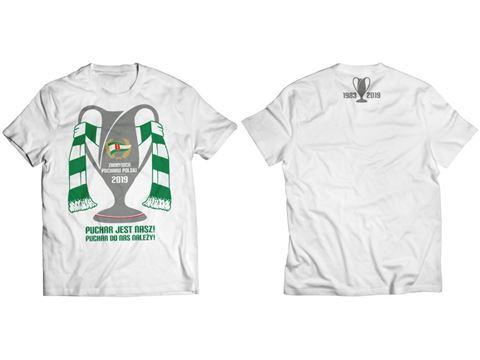 Obrazek Koszulka Zdobywca Pucharu Polski dziecięca