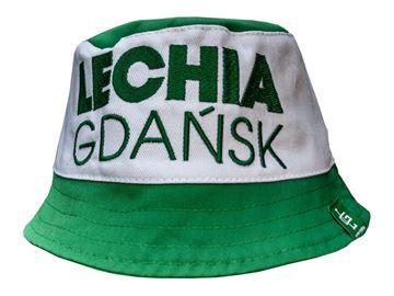 """Obrazek Czapka rybaczka """"Lechia Gdańsk"""""""