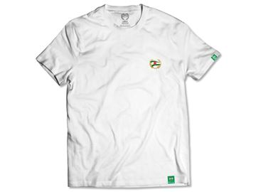 Obrazek Koszulka Klasyk Herb biała