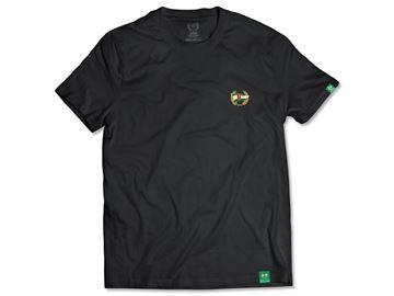 Obrazek Koszulka Klasyk Herb czarna