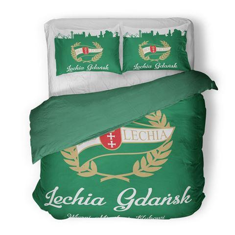 Obrazek Pościel Lechii Gdańsk