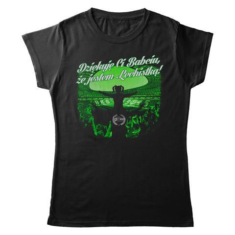 Obrazek Koszulka Dziękuję Ci Babciu że jestem Lechistką