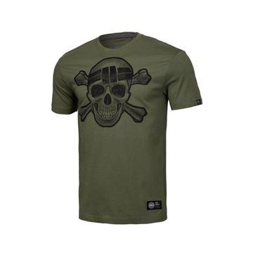 Obrazek Koszulka Pit Bull Skull Wear