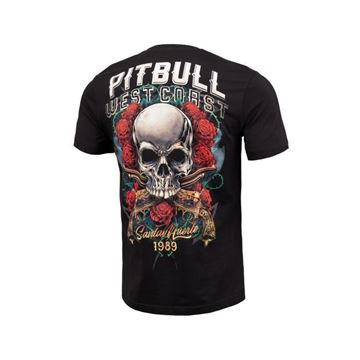 Obrazek Koszulka Pit Bull Santa Muerte