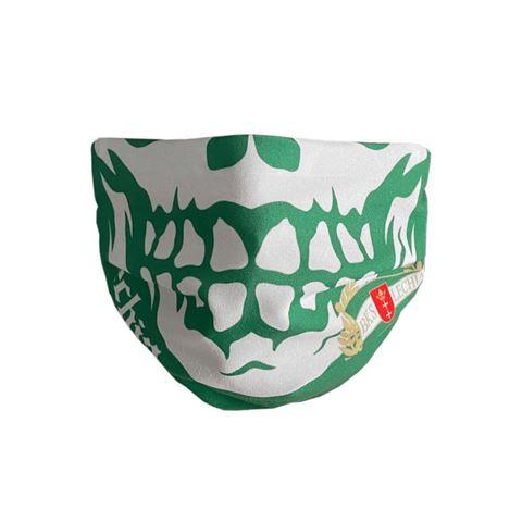 Obrazek Maska Czacha zielona