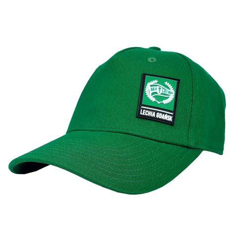 Obrazek Czapka zielona Herb