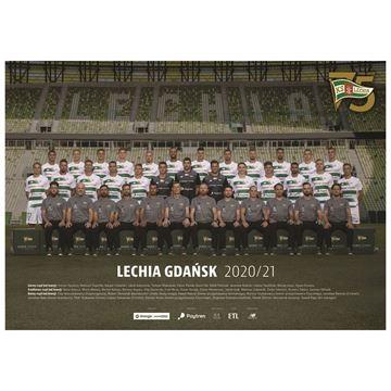 Obrazek Plakat drużyny 2020/21