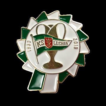 "Obrazek Wpinka Lechii Gdańsk ""Medal"""