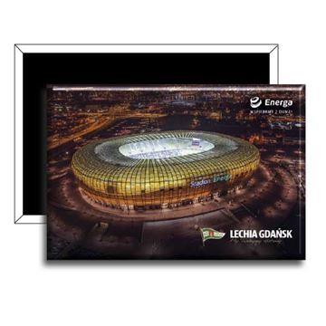 Obrazek Magnes Lechia Gdańsk Stadion