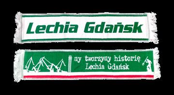 Obrazek Szalik samochodowy Lechia Gdańsk