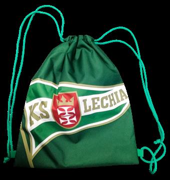 "Obrazek Worek/Plecak KS Lechia ""Herb"""