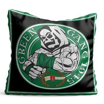 Obrazek Poduszka Green Gang