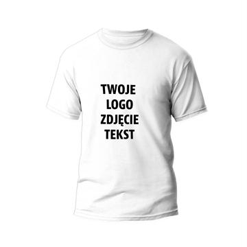 Obrazek Koszulka męska z Twoim nadrukiem