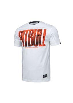 Obrazek Koszulka Pit Bull Orange Dog