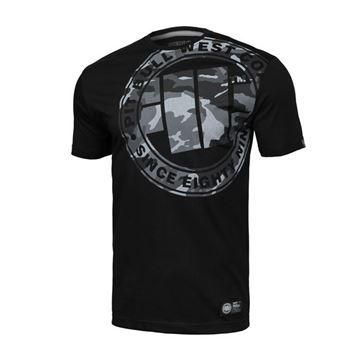 Obrazek Koszulka Pit Bull All Black Camo black