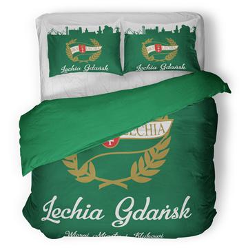 Obrazek Pościel Panorama BKS Lechia
